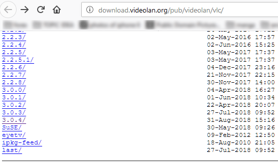 Latest version VLC player offline installer download