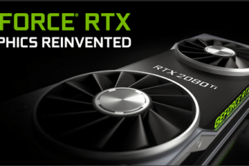 Nvidia GeForce RTX 2080 Ti Drivers Update Windows 10
