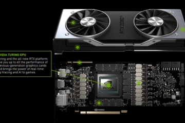 Nvidia GeForce RTX 2080 vs 2080 Ti