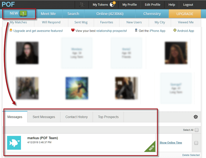 POF Login - How to Sign In to PlentyofFish Inbox and Search