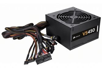 Power supply The system has rebooted without cleanly shutting down first