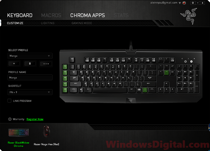 Razer Synapse Not Working Not Detecting Keyboard Mouse Headset