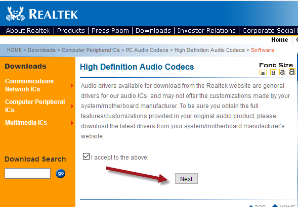 Realtek HD Audio Driver Download Windows 10 64-bit 32-bit
