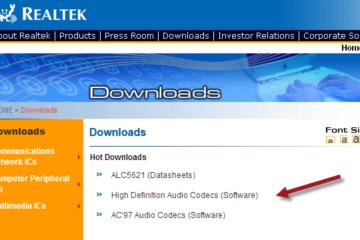 Realtek High Definition Audio Driver Manager Download Windows 10