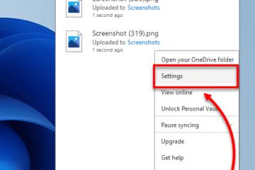 Remove Microsoft OneDrive from Taskbar Windows 11