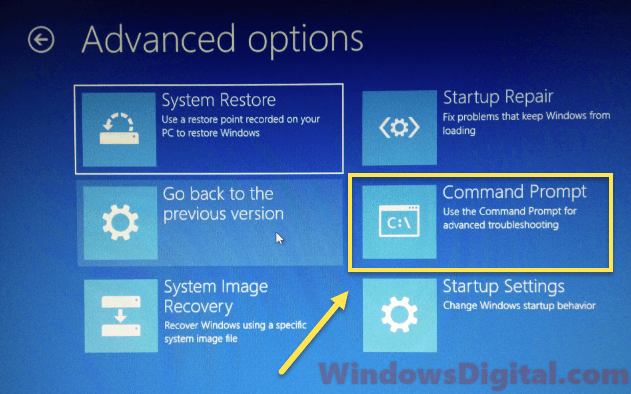 SFC scannow Windows resource protection could not perform the requested operation Windows 10