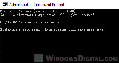 SFC scannow to fix missing MSVCP140.dll VCRUNTIME140.dll
