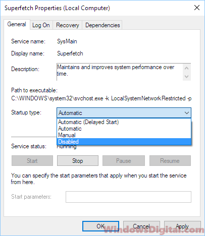 Svchost.exe High CPU Disk Memory Usage Windows 10