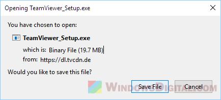 TeamViewer 13 offline installer download