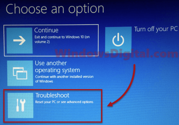 Troubleshoot location is not available Windows 10