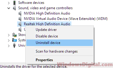 Uninstall driver IRQL_NOT_LESS_OR_EQUAL Windows 10