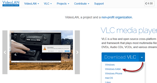 VLC Player Offline Installer Free Download