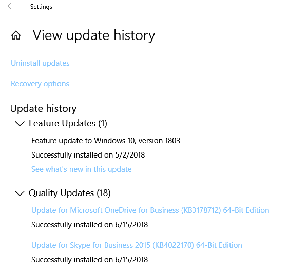 What version of Windows 10 do I have