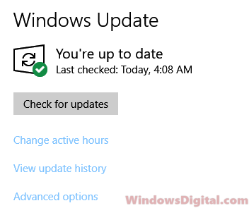 Windows 10 Emoji Shortcut not working after update