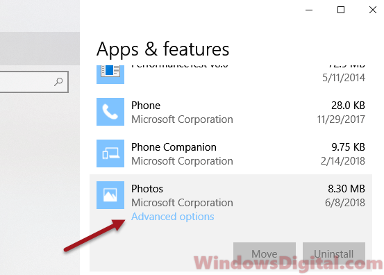 Windows 10 Photos App not working won't open crashing Fix