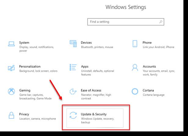 Windows 10 S Mode Update Securities