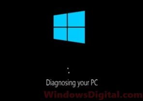 Windows 10 Startup Repair Boot Loop Failed Not Working