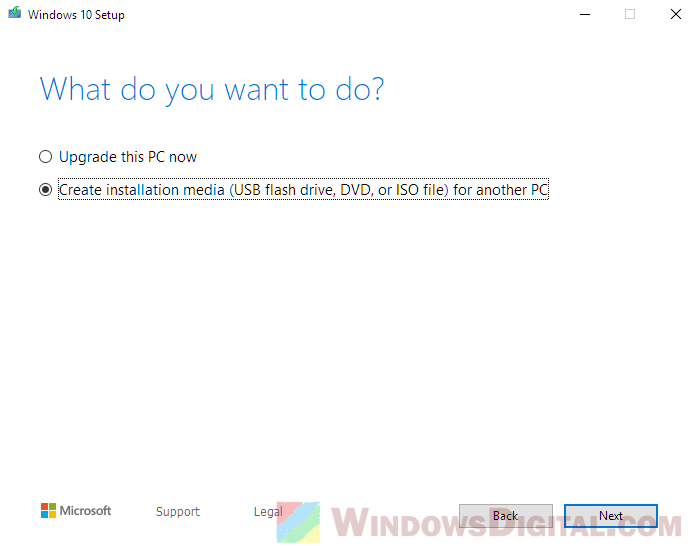 Windows 10 Version 1903 May 2019 Update ISO