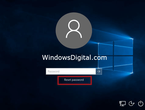 Windows 10 security questions disable