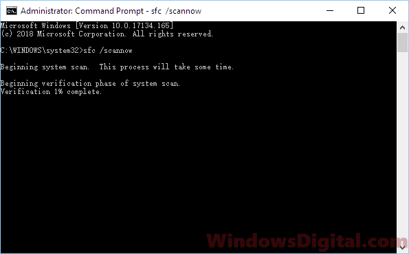 Windows 10 update 1803 stuck on checking for updates downloading