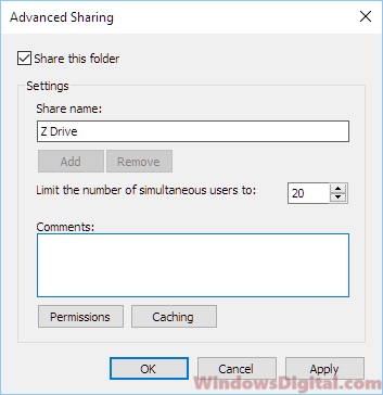 Windows Cannot Access Network Drive Windows 10
