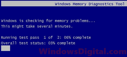 Windows Memory Diagnostic Whea Uncorrectable Error Windows 10