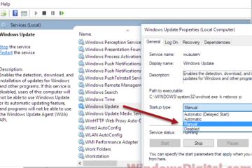 Windows Modules Installer Worker Windows 10