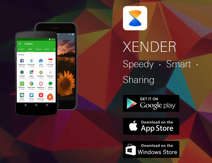Xender for PC Windows 10 64-bit Free Download Latest Version