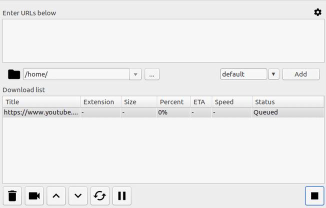 YouTube-DL YouTube downloader Ubuntu 18.04 16.04 Install