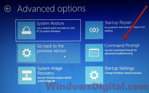command prompt Whea Uncorrectable Error Windows 10