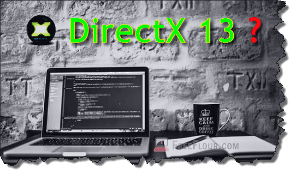 directX 13 download link offline installer