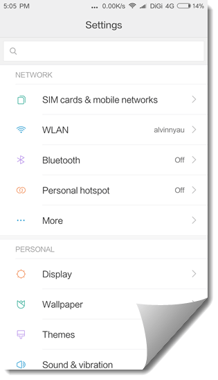 fix no service android sim cards and mobile network