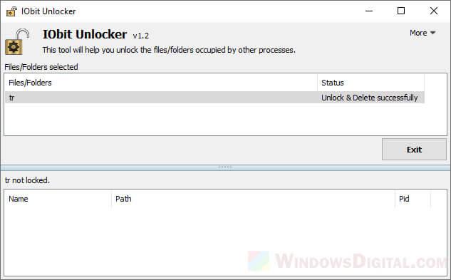 how to unlock delete move rename copy a file in use