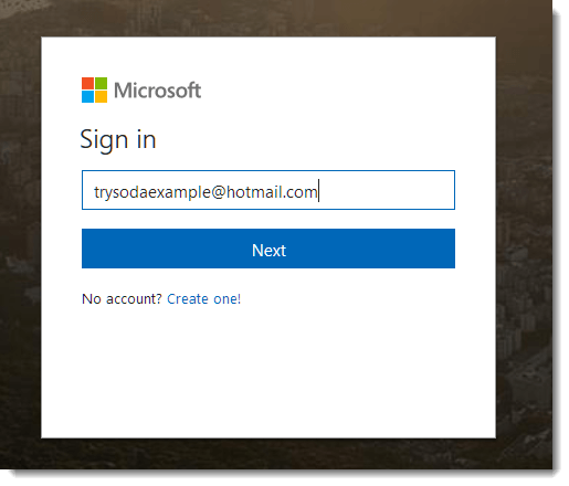 How to Sign In to Hotmail.com Account In The New Outlook ...