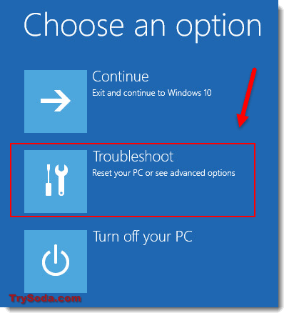 troubleshoot Windows could not complete the installation