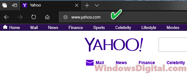 www.yahoo.com Mail email login sign in